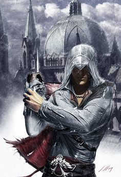 ads ads Assassins Creed Sao Paulo Cathedral by axlsalles on deviantART ads Assassins Creed 2, Connor Kenway, Andrew Loomis, Deviantart, Overwatch, Game Art, Cathedral, Ninja, Batman