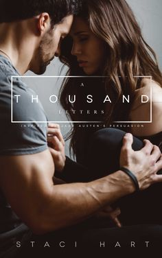 A Thousand Letters by Staci Hart – out Feb 9, 2017 (click to purchase)