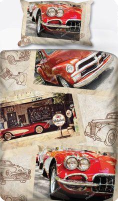 Vintage Cars 02 - Duvet Set – LCV Designs & Decor