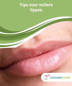Tips for fuller lips - Schoonheid - Beauty Tips For Teens, Beauty Tips For Hair, Natural Beauty Tips, Beauty Hacks, Hair Beauty, Beauty Skin, Beauty Makeup, Coconut Oil Beauty, Lip Shapes