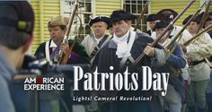 Patriots Day - American Experience PBS