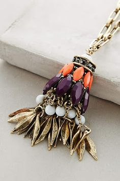 New Bohemian Jewelry #anthrofave