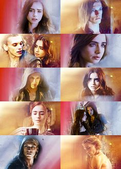 Clary and Jace (Clace) Clary Fray, Clary And Jace, Malec, Mortal Instruments Movie, Immortal Instruments, To The Bone Movie, Shadowhunters, City Of Ashes, Cassandra Clare Books