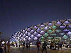 9  претендентов на победу во Всемирном фестивале архитектуры 2015 года