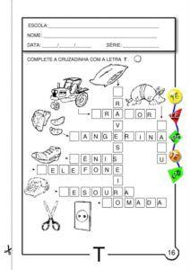 atividades sibalicas completando as palavras