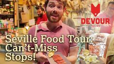 BEST FOOD TOUR SEVILLE SPAIN | VLOG For Foodies. Cant-Miss This   https://t.co/Bm3IaOUfZz . . #backpacking_daily #travelguide #TravelLife #2018 #RTW #vacation  #tour #traveltips #explore #FoodTravelChat #Seville #Spain #Europe https://t.co/pbfiNxBFCZ