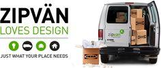 HELP US ZIPCAR AND IKEA!