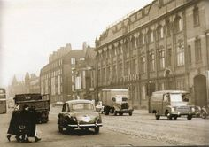 Scotland Road 1958