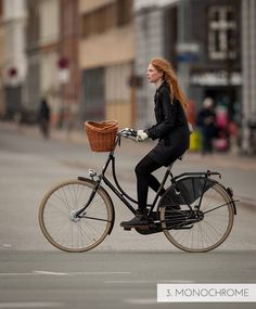 Do you find biking to work to be a challenge? Check out these 10 cycle chic outfit ideas that will take your out of your style rut.