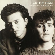 Purchase this original 1985 vinyl pressing of Songs From The Big Chair, the second album from new wave band Tears For Fears. Browse our selection of other rock albums on vinyl at Voluptuous Vinyl Records! Beatles, Cyndi Lauper, 80s Musik, Good Music, My Music, New Wave Music, Music Songs, Hello Music, Hit Songs