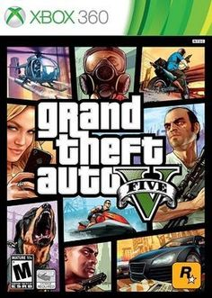 Grand Theft Auto V 5 New Playstation 3 Gta Sealed 2014 One Sony Rockstar Game Gta 5 Xbox 360, Gta 5 Pc, Gta 4, Newest Playstation, Xbox 360 Games, Grand Theft Auto, San Andreas, Gta V Five, Fallout