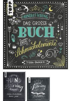 Frau Annika — Illustration; Handlettering, Schmuckelemente