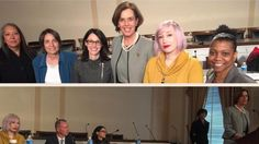 The National Task Force to End Sexual and Domestic Violence, the oldest national domestic violence organization in the U.S., held a briefing on Wednesday, March 15, to discuss cyberstalking and...