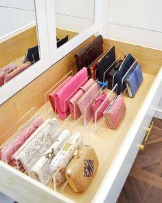 Wardrobe Storage, Closet Storage, Small Storage, Diy Storage, Storage Ideas, Shoe Storage Design, Closet Hacks, Closet Ideas, Handbag Storage