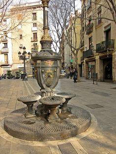 Raco al  Barri de la  Ribera, BCN  Catalonia