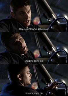 Supernatural :) I haven't watched the show in a long time, and I feel like I have abandoned a friend :'(