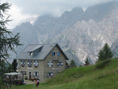 rifugio chiggiato -calalzo di cadore bl - #italy #dolomiti #alpi #mountains