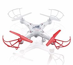 Akaso X5C 4CH 2.4GHz 6-Axis Gyro Headless RC Quadcopter with HD Camera, 360-degree 3D Rolling Mode RC Drone (Bonus MicroSD card & Blades Propellers included) https://www.safetygearhq.com/product/trending-products/drones/akaso-x5c-4ch-2-4ghz-6-axis-gyro-headless-rc-quadcopter-with-hd-camera-360-degree-3d-rolling-mode-rc-drone-bonus-microsd-card-blades-propellers-included/ Check more at...