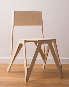 this is not a chair, it's a sculpture.