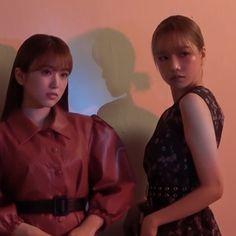 izone yabuki nako & jo yuri icon Yuri