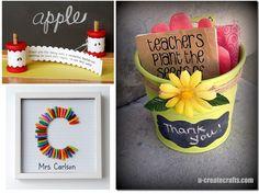 DIY: Teacher Appreciation Gifts