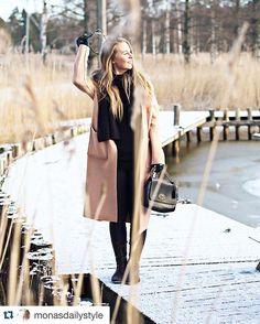 Mona näyttää upealta VILAn Videni coatiganissa! 😍👌🏻#vila_finland #Repost @monasdailystyle with @repostapp. ・・・ New outfit post on the blog now!☺️ 📷 @ssiiris #ootd #outfit #casualstyle #finland #finnishnature