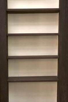 remodelaholic 25 brilliant in wall storage ideas for every room rh pinterest com For Wall Shelves Building Plans Building Built in Wall Shelves