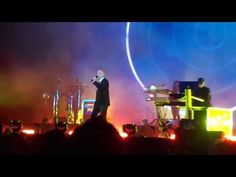 Pet Shop Boys - Love Is A Bourgeois Construct @ Festival BUE 2016 - YouTube