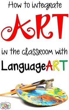 Learn how you can use Art to teach the Language Arts standards in a fun way, with LanguageART.