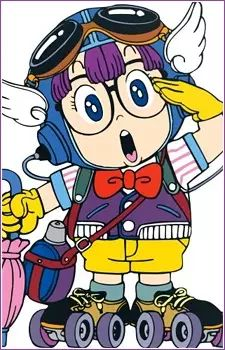Looking for information on the anime or manga character Arale Norimaki? On MyAnimeList you can learn more about their role in the anime and manga industry. Old Anime, Manga Anime, Akira, Luba Lukova, Japanese Cartoon Characters, Nanu Nana, Manga List, Nerd, Online Anime