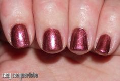 Lazy Lacquerista: OPI Swatch :: DS Jewel