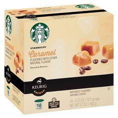 Starbucks Carmel Coffee K-Cup 16 ct