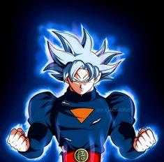 Goku Ultra Instinct, Dragon Ball Super Dragon Ball Z, Dragon Ball Image, Red Dragon, Goku Images, Manga Anime, Anime Gangster, Captain America Wallpaper, Anime Merchandise, Cartoon