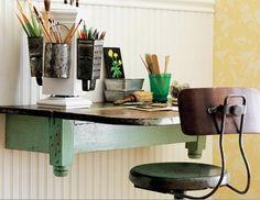 Brabourne Farm...small desk