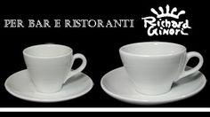 イタリア・リチャードジノリ・バール、レストラン用エスプレッソカップ 業務用デミタスC/S