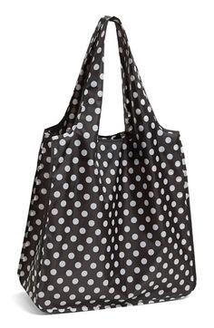 kate spade polka dot reusable shopping tote http://rstyle.me/n/wrvjhr9te