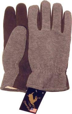 Majestic 1663 Black Deerskin Split Leather Driver Gloves Heatlok Lined (DOZEN)