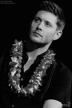 "justjensenanddean: "" Jensen Ackles | Honolulu Con 2017 [credits: MonicaDPhoto | x ] """