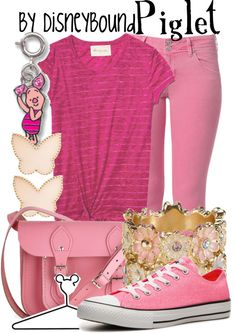 """""""Piglet"""" by lalakay on Polyvore"""