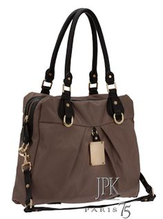 JPK Paris 75 - bark color - can't use any other bag it seems!