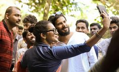 Parvathy and Dulquer -2391 Charlie Malayalam movie 2015 stills-Dulquer Salman,Parvathy