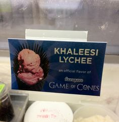 Game of Cones  Khaleesiii