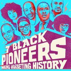 7 Black Pioneers Making Marketing History   Manifest Marlboro Man, Black Cowboys, Work Today, The Marketing, Big Picture, Oppression, Black People, Case Study, Illustrations