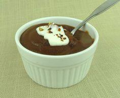 Instant Hot Fudge Pudding (AIP, Vegan, Dairy & Gluten-Free) sweet potato chocolate
