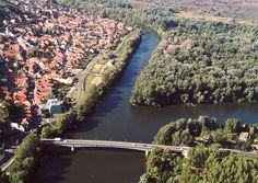 River Tisza & Bodrog at Tokaj from above. Timeline Photos, Cover Photos, Heart Of Europe, City Landscape, Over The Rainbow, Homeland, Budapest, Places To See, National Parks