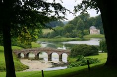 Stourhead Garden (been here and it's one of the most beautiful places in the world)