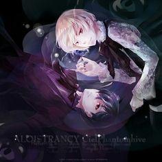 Black butler, Kuroshitsuji, Alois Trancy ,Ciel Phantomhive