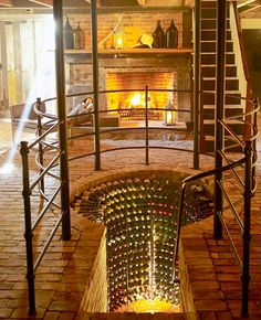 what do you buy the person who has everything? a spiral #wine
