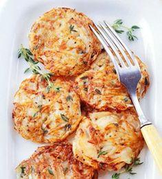 Hash Brown Potato Cakes
