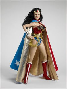 Wonder Woman Doll   Wonder Woman Limited Edition Deluxe Tonner Doll - 2009